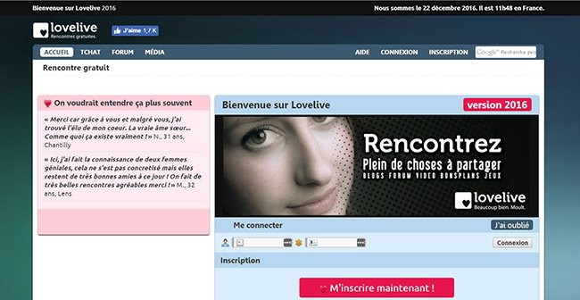 Site de rencontre lorizon forum