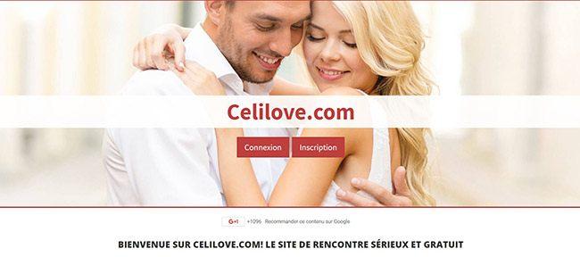 celilove avis homepage